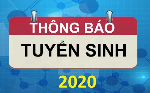Thông tin tuyển sinh năm 2020 - Khoa Công nghệ thực phẩm